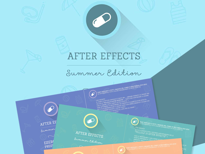 After Effects Summer Edition