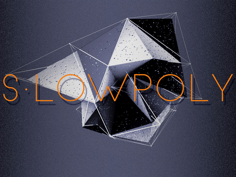 Slowpoly-Project Cinema 4D